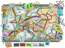 Load image into Gallery viewer, Ticket To Ride Europe - Boardhoarders