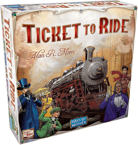 Ticket To Ride - Boardhoarders