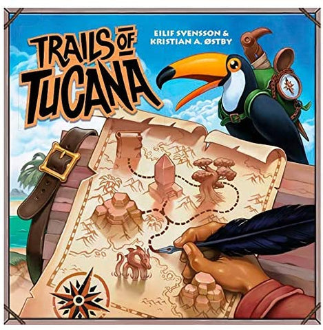 Trails of Tucana by Aporta Games
