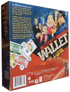 wallet the party game - Will you be found guilty or manage to escape the hand of justice with the most cash?