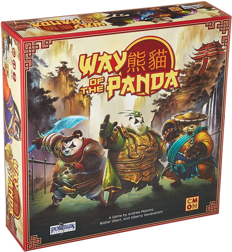 Way of The Panda - Boardhoarders