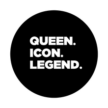 Load image into Gallery viewer, Queen. Icon. Legend. - PopSocket