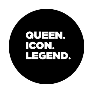 Queen. Icon. Legend. - PopSocket