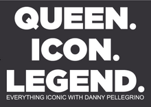 Load image into Gallery viewer, QUEEN. ICON. LEGEND. - Long-sleeve Lightweight Pullover