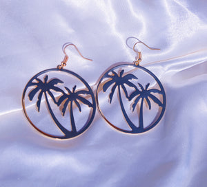 PALM WAVE HOOPS
