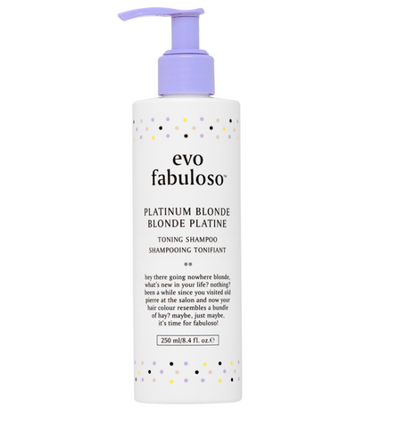 Platinum Blonde Toning Shampoo