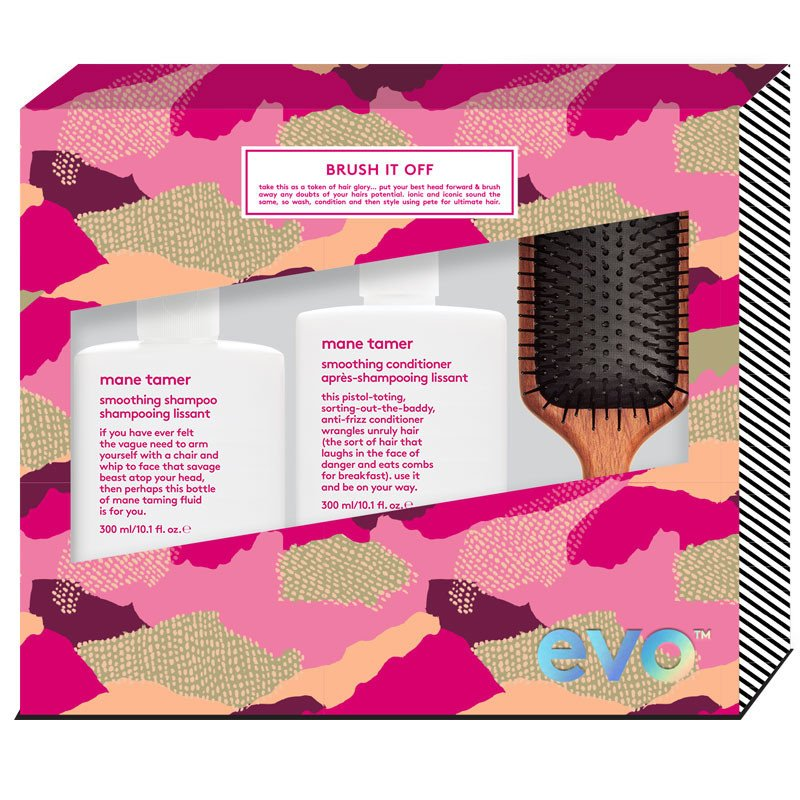 Brush It Off Smoothing Pack
