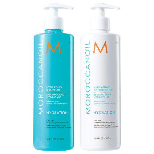 Moroccanoil Promo Pack - Hydrate Duo