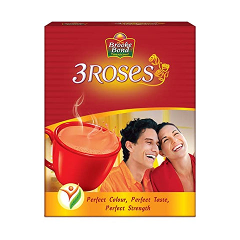 Brooke Bond 3 Roses Tea - 100 G