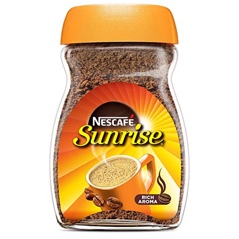 Nescafe Sunrise Instant Coffee - 100 G