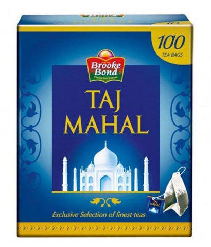 Brooke Bond Taj Mahal Rich and Flavored Tea - 100 Bags