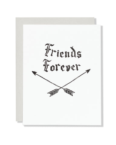 Friends Forever Arrows Card