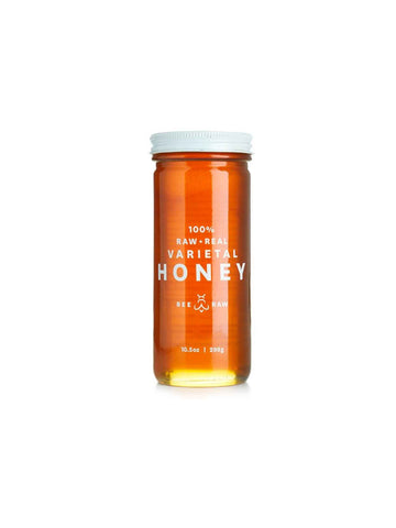 Raw Florida Orange Blossom Honey