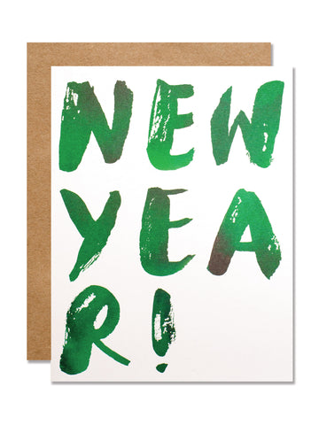New Year! Card