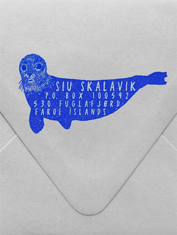 Seal Custom Stamp