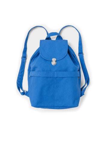 Backpack: Denim Blue