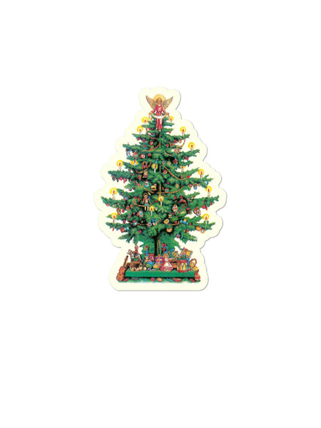 Christmas Tree Gift Tags (Pack of 3)