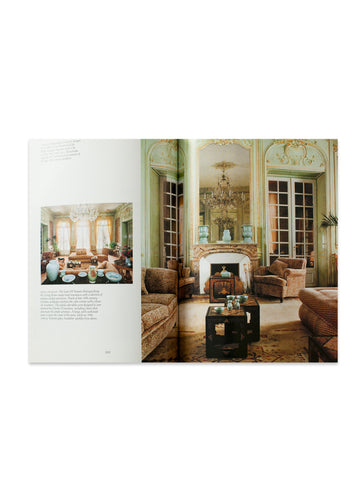 Vintage Book: Chateaux and Villas By Paige Rense