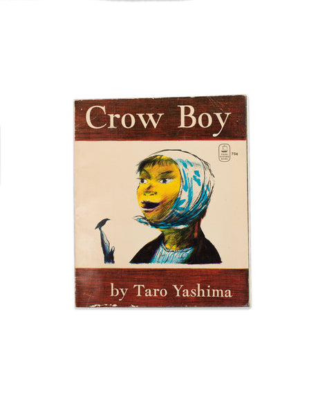 Vintage Book: Crow Boy by Taro Yashima