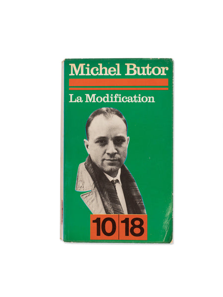 Vintage Book: La Modification by Michel Butor