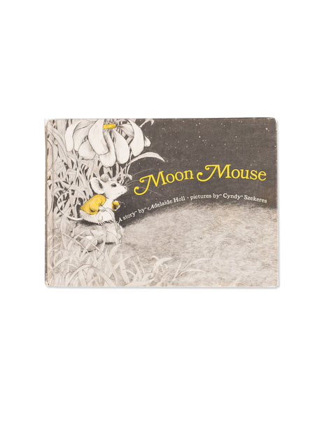 Vintage Book: Moon Mouse by Adelaine Holl