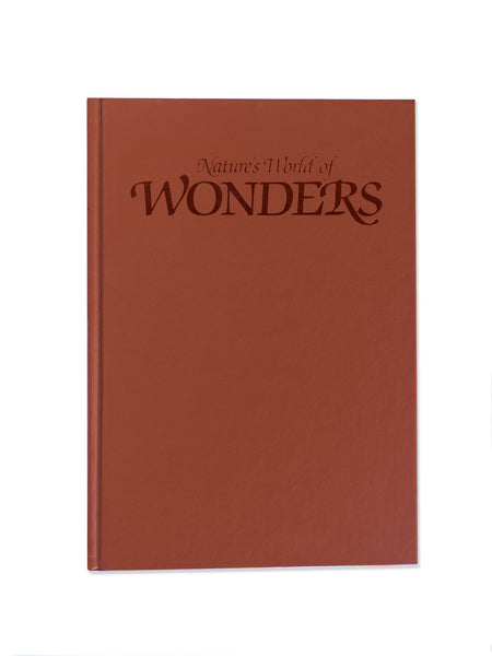 Vintage Book: Nature's World Of Wonders