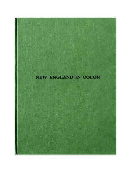 Vintage Book: New England In Color By Stewart Beach