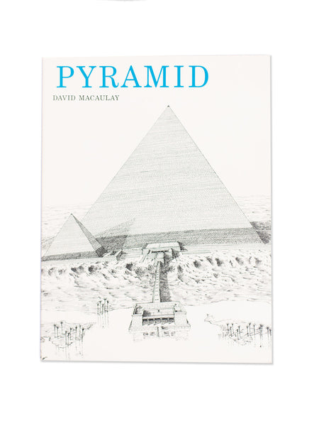 Vintage Book: Pyramid by David Macaulay
