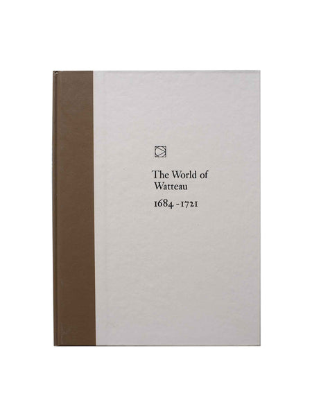 Vintage Book: The World of Watteau 1684-1721 by Pierre Schneider