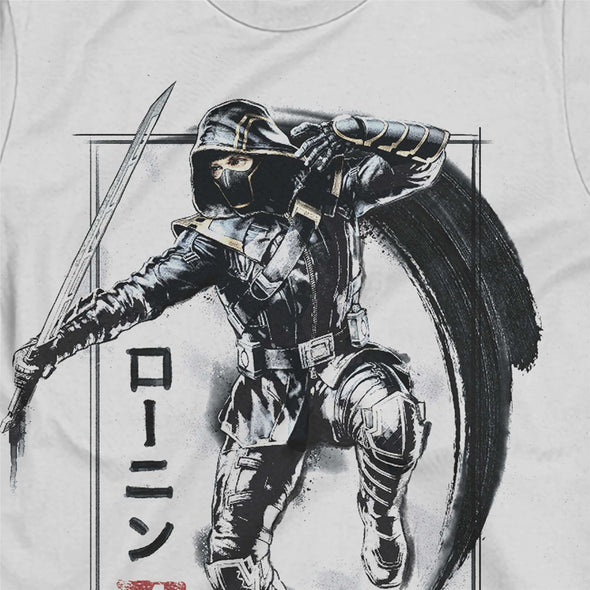 Avengers Endgame Ronin Men's White T-Shirt