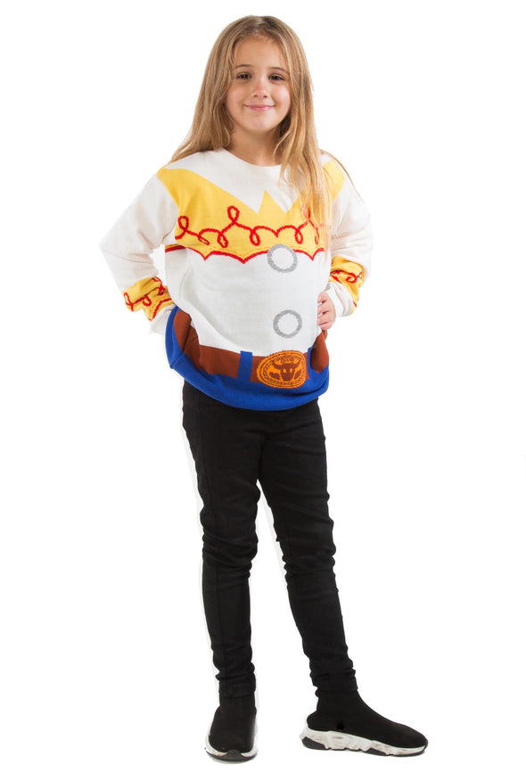 Toy Story Jessie Costume Children's Knitted Jumper