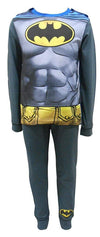Boys DC Comics Batman Suit & Cape Snuggle Fit Pyjamas