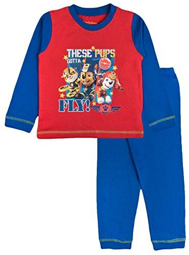 Boys Paw Patrol These Pups Gotta Fly Snuggle Fit Pyjamas