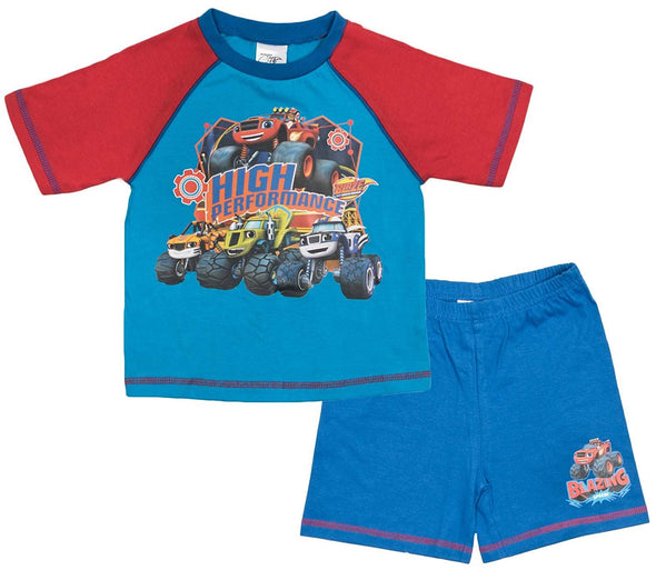 Boys Blaze High Performance Short Pyjamas