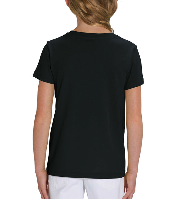 Disney Toy Story 4 Forky Children's Unisex Black T-Shirt