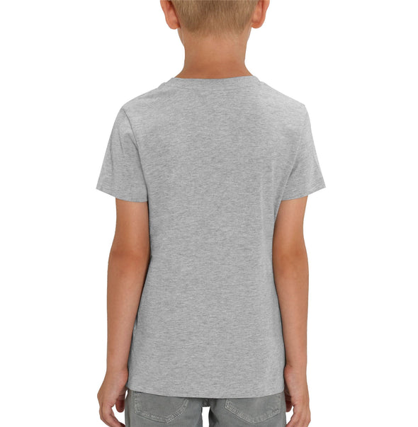 Disney Pixar Coco Skull Children's Unisex Grey T-Shirt