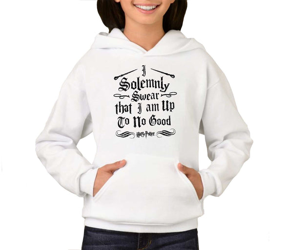 Harry Potter Up to No Good Pledge Children's Unisex Hoodie