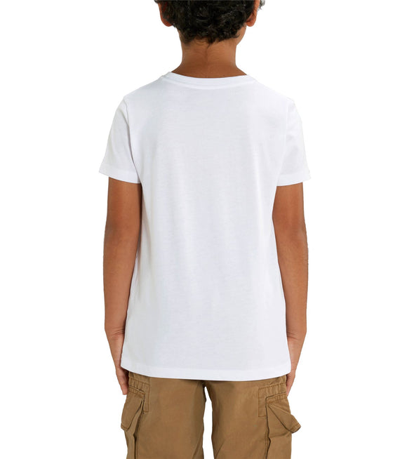 Disney Peter Pan Children's Unisex White T-Shirt