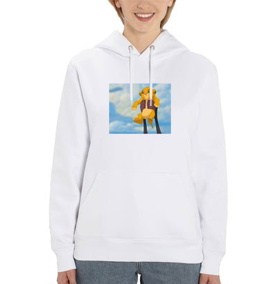 Disney's Lion King Simba's Iconic Circle of Life Lift Adults Unisex Hoodie