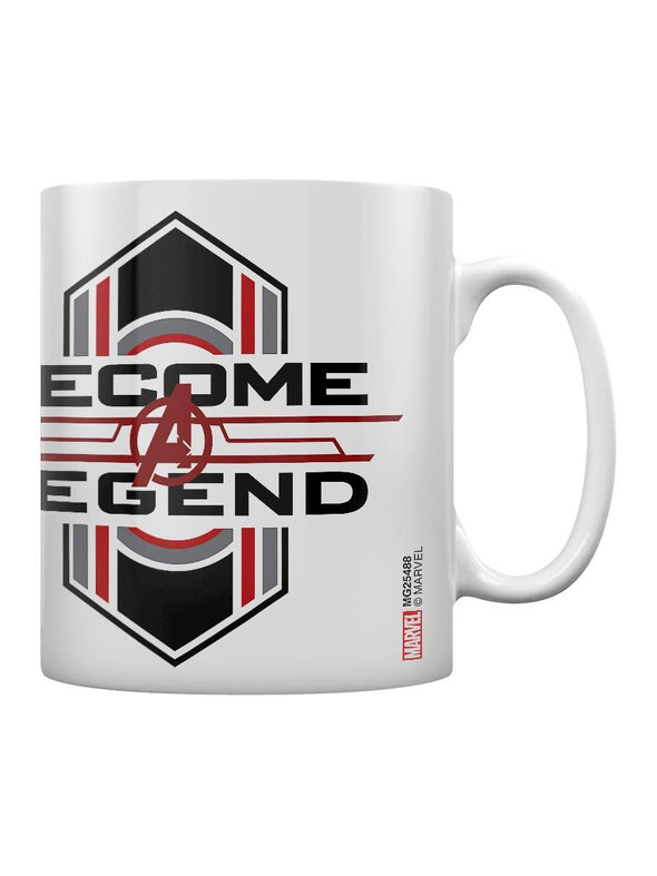 Avengers Endgame Become A Legend Mug