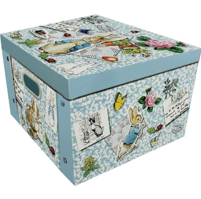 Beatrix Potters Peter Rabbit Collapsible Storage Box