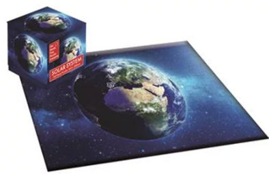 The Puzzle Cube - Earth 100 Piece Jigsaw Puzzle
