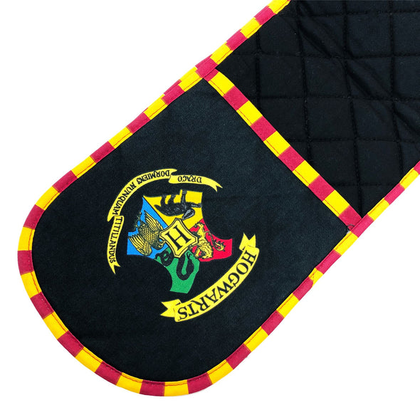 Harry Potter Hogwarts Oven Gloves