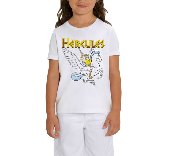 Disney's Hercules with Pegasus Children's Unisex T-Shirt