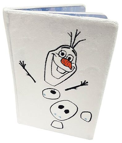 Frozen 2 Olaf Fluffy A5 Notebook