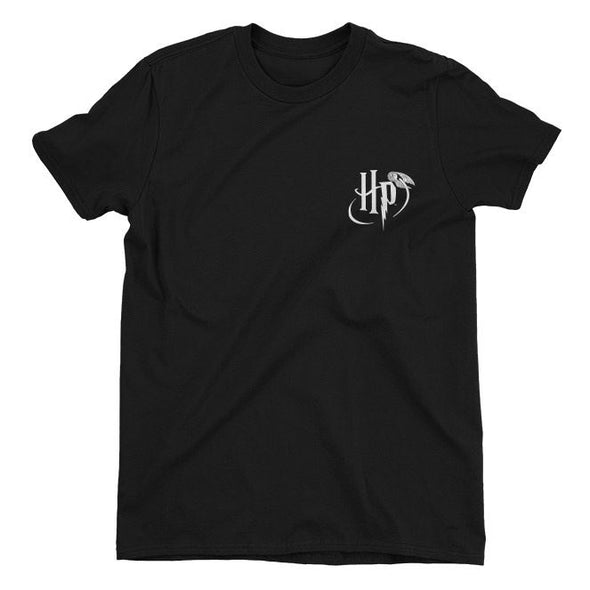 Harry Potter Logo Black Children's Unisex T-Shirt