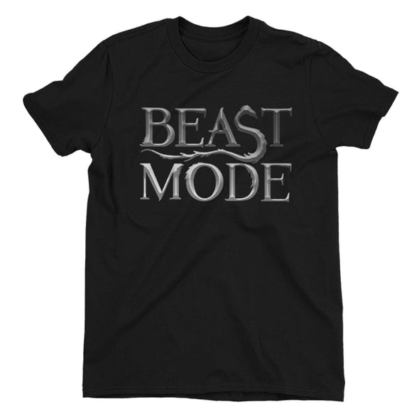 Fantastic Beasts Inspired 'Beast Mode' Men's Black T-Shirt