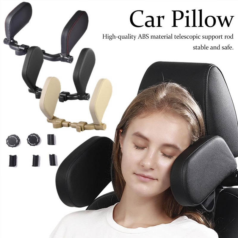 Zataki™ U-shaped Headrest Pillow