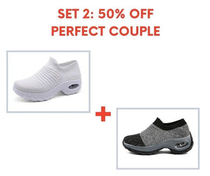 50% OFF TODAY: Women's Breathable Air Cushion Sneakers [BUY 2 FREE SHIPPING] - ZATAKI