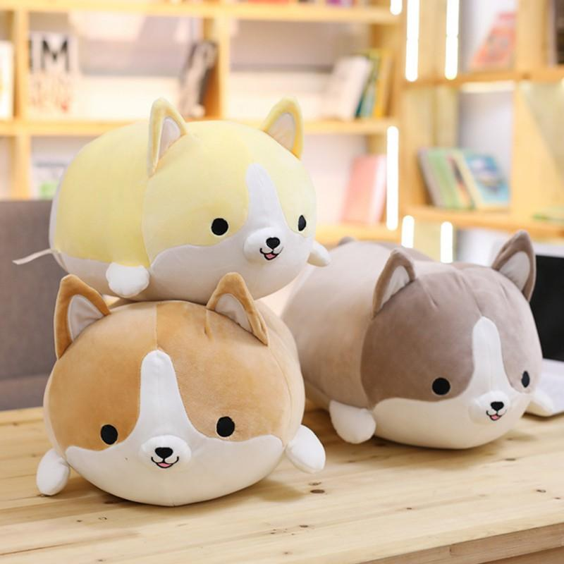 Zataki™️ Cute Corgi Plush Pillow - ZATAKI